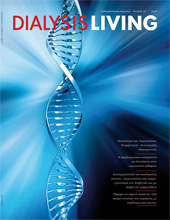 dialysis living issue 27 cover